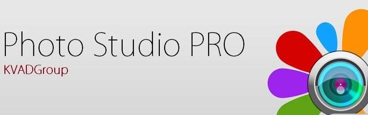 برنامه Photo Studio PRO