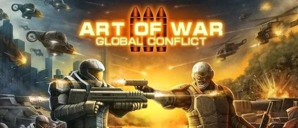 Art Of War 3 Modern PvP RTS